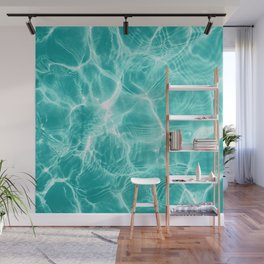 Pool Dream #1 #water #decor #art #society6 Wall Mural