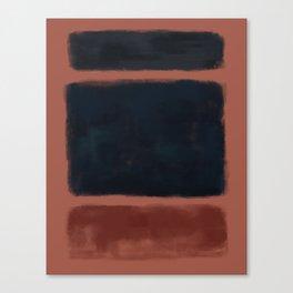 Rothko Inspired #27 Canvas Print