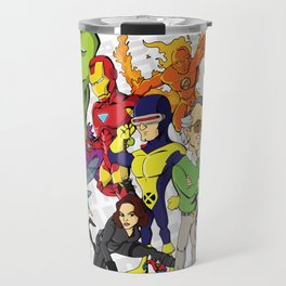 Stan Lee: Legacy of an Icon Travel Mug