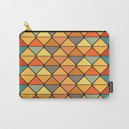 Checkered background v2 #society6 #decor #buyart #artprint Carry-All Pouch