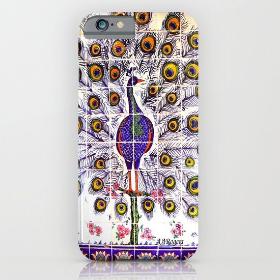 Tiled Beauty iPhone & iPod Case