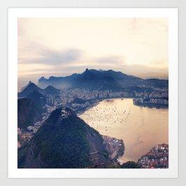 Rio Sequence 1/3 Art Print