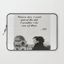 Sherlock Season 2 Laptop Sleeve