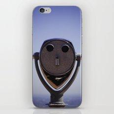 Look into my eyes iPhone & iPod Skin