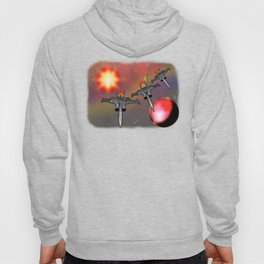 Deep Space Expedition - 028 Hoody