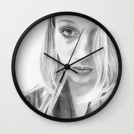 Catt Wall Clock