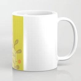 Fancy folk guitar Coffee Mug