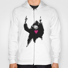The Birds, Love Passion Equality Hoody