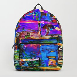 Castle of Laughter Backpack