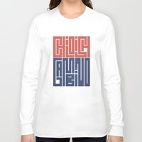 childish gambino Long Sleeve T-shirts featuring Childish Gambino by LawsonWest