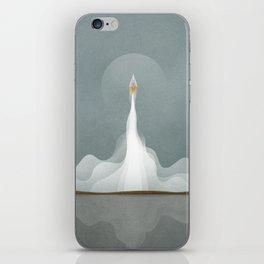 Space Elevator iPhone Skin