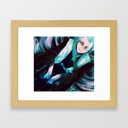 El Día de mi Suerte Framed Art Print