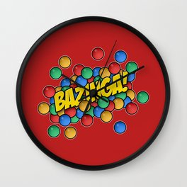 Bazinga! Wall Clock