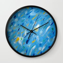 Come Holy Spirit Wall Clock