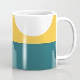 Modern Geometric 55 Coffee Mug
