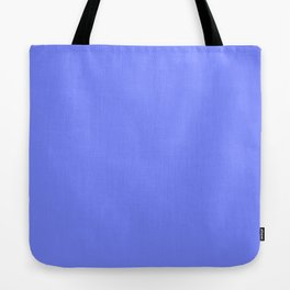 Periwinkle Blue Tote Bag