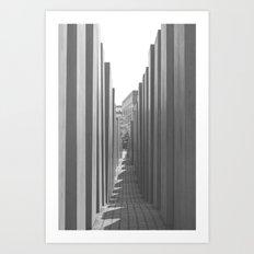 Loom Art Print