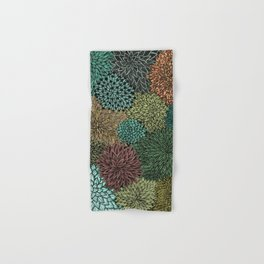Ink  Pattern No.4 Hand & Bath Towel