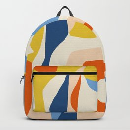 Me & Mine #abstract #painting Backpack
