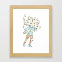 pitou! Framed Art Print