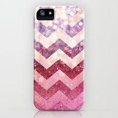 Pink Ruby Case By Zabu Stewart iPhone (5, 5s) Slim Case
