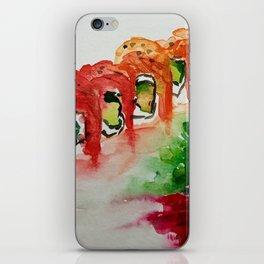 Raw iPhone Skin
