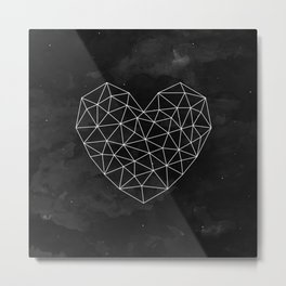 Heart No.2 Metal Print