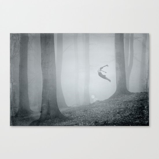 free spirit Canvas Print