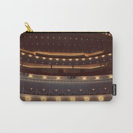 Chicago Orchestra Hall Color Photo Carry-All Pouch
