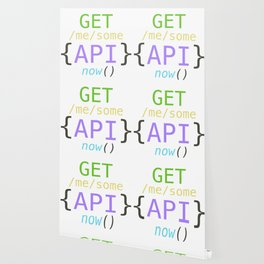 GET me some apis now Wallpaper