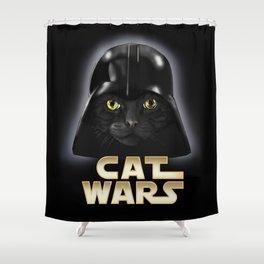 Cat Fener  Shower Curtain