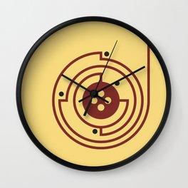 Volume III Wall Clock