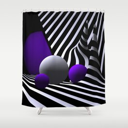 games with geometry -7- Shower Curtain