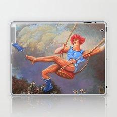 Thunder Swing Laptop & iPad Skin
