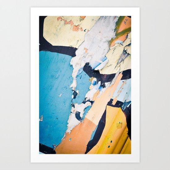 Urban (De)composition Art Print