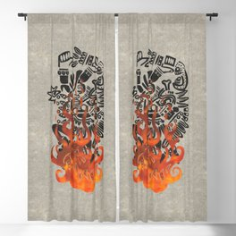 FireSide Blackout Curtain