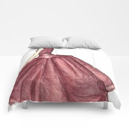 Zac Posen Gown Comforters