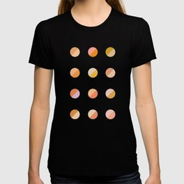 Abstraction_DOT_DOT_Colorful_Minimalism_001 T-shirt