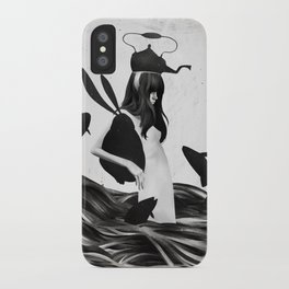 A Mile Away From Anywhere iPhone Case