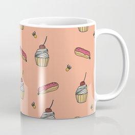 Cupcakes and eclairs Coffee Mug