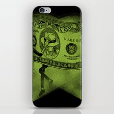 The Real King iPhone & iPod Skin