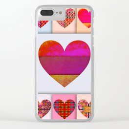 The one and Only Love! Clear iPhone Case