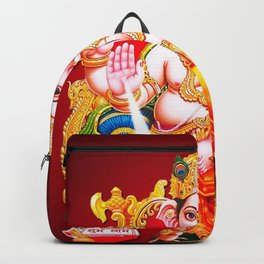 Ganesha colors Backpack
