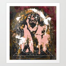 Wicken Art Print