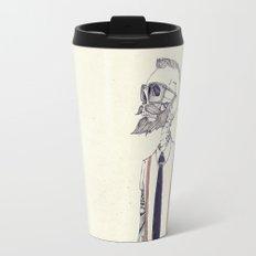 The Gentleman becomes a Hipster  Travel Mug