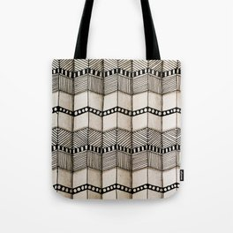 Systematic Waves Tote Bag