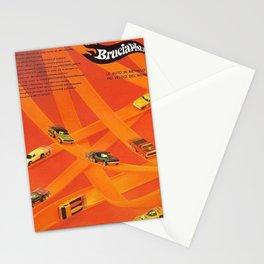 1969 Hot Wheels Italian Dealers Redline Poster with Redline Custom Camaros Stationery Cards