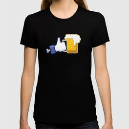 The 'like' Beer Tee T-shirt