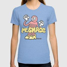Mister Shrug Tee (Splatoon 2) T-shirt