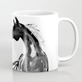 Horse (Ink sketch) Coffee Mug